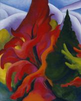 Fiori nell 39 arte rassegna di mostre ed artisti a tema floreale for Georgia o keeffe opere