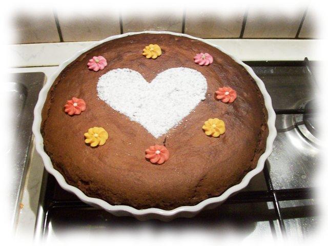 Decorazione torta fiore cake ideas and designs - Decorazione san valentino ...