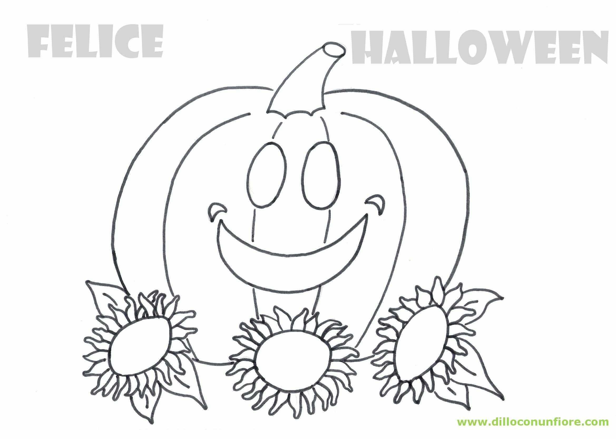 Halloween 2015 by dilloconunfiore streghe zucche - Disegni di zucche ...